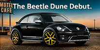 The Beetle Dune Debut.