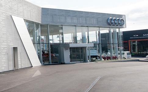 Audi栗東