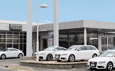 Audi滋賀