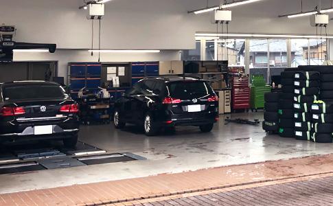 Volkswagen 滋賀