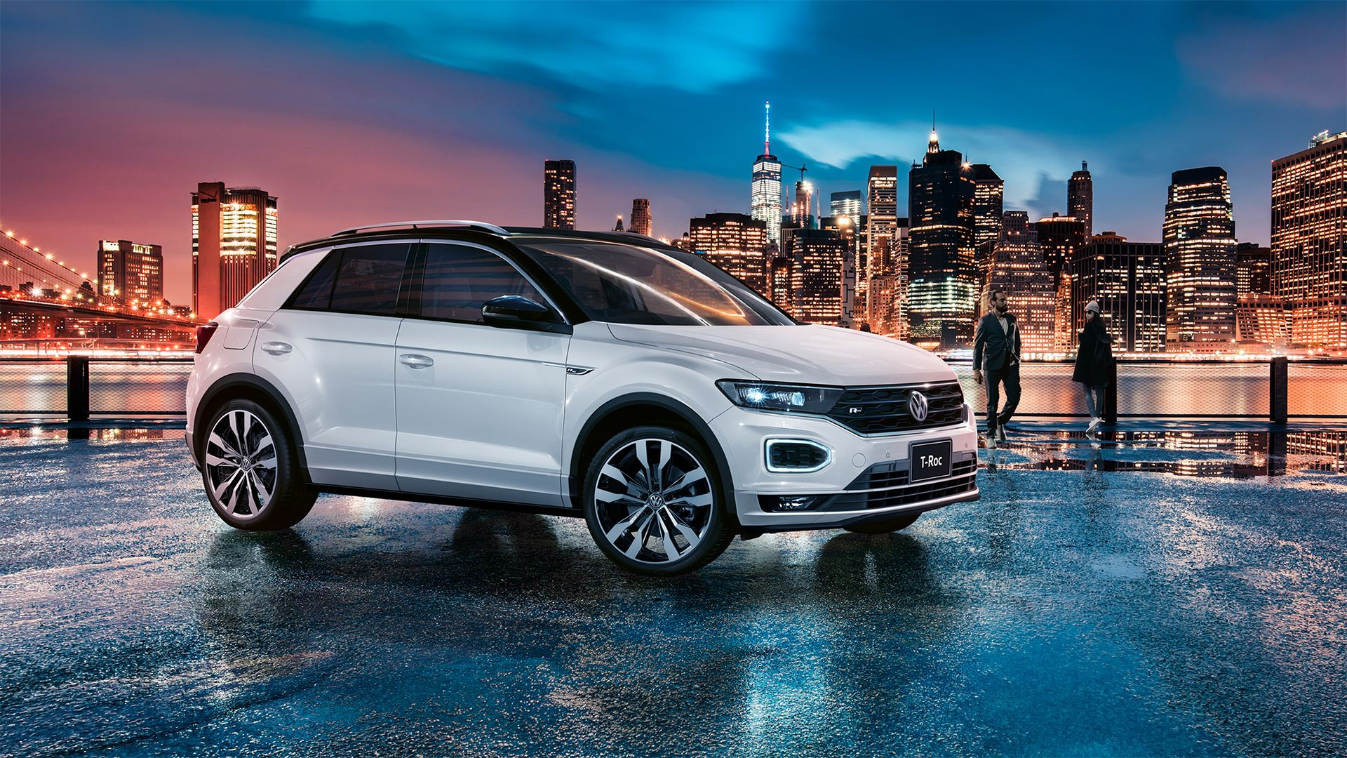 The New T-Roc