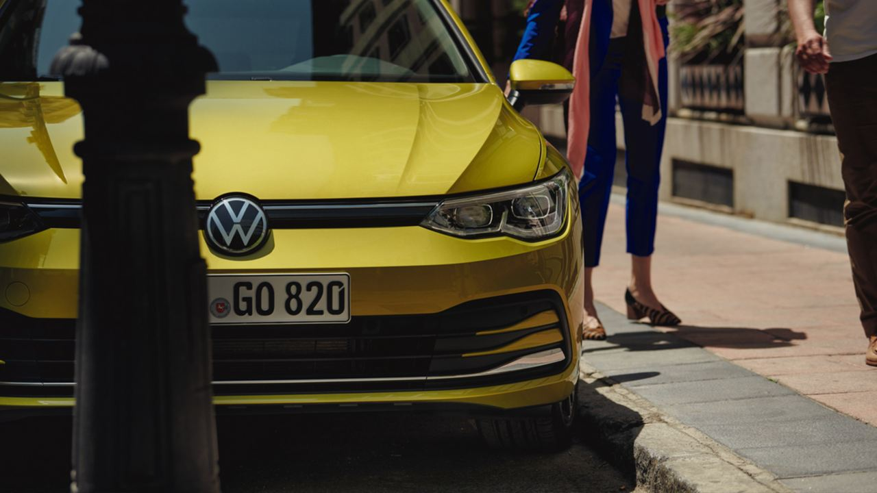 The New Golf coming soon