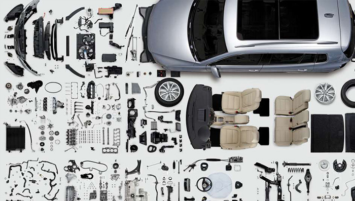 あなたの愛車が、いつまでもフォルクスワーゲン車であり続けるための「純正部品」